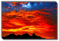 IMG_3149_edit (cnajhar) Tags: sunset sky mountain clouds crazy colorful detailed