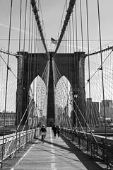 lines and lanes (Reflexionist) Tags: bridge ny newyork building lines brooklyn construction nikon outdoor manhattan line ponte lane linea lanes thebridge costruzioni d60 linee allaperto nikond60 corsia corsie costruito nikonitalia reflexionist