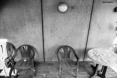 Gartenmobel # Image004_N4 # Nikon F3 Agfa APX100 - 2015 (irisisopen f/8light) Tags: bw 3 analog blackwhite nikon kodak f 100 f3 agfa schwarzweiss apx negativ ektar negativfilm irisisopen