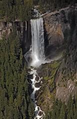 Vernal Falls / Yosemite National Park (Ron Wolf) Tags: california nature river landscape waterfall nationalpark canyon yosemitenationalpark