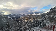 Clouds roll in (eye see sound) Tags: snow france alps landscape avoriaz frenchalps