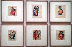 20160422_133343 (Freddy Pooh) Tags: paris peinture exposition avantgarde grandpalais amadeodesouzacardoso lesguitares