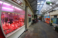 IMG_6832 (Lee Collings Photography) Tags: market leeds indoor fisheye april 8mm westyorkshire 2304 fisheyelens leedsmarket samyang leedscitycentre leedskirkgatemarket samyang8mm marketleeds 23042016