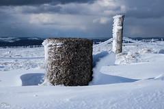 Soufle par le vent (-Polo-) Tags: winter snow france spring ballon fujifilm warming belfort global xm1 dalsace
