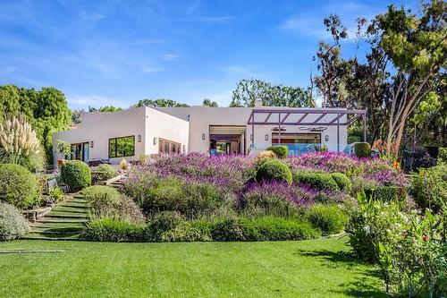Дом Криса Хемсворта в Малибу