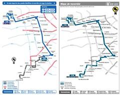 Ruta 119 SITP (ElvaghoX) Tags: bus ruta mi de y capital el este es mapa 119 cortijo recorrido masivo sitp metrovivienda