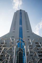 Upward of NEC Super Tower (NEC) (christinayan01) Tags: office