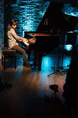 Satoko Fujii live at Cortez, Mito (Japan), 28 Apr 2016 -1000017 (megumi_manzaki) Tags: musician piano jazz improvisation pianist freejazz