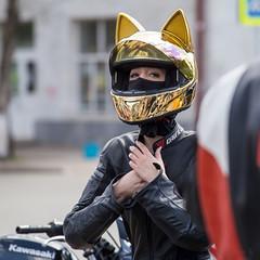 *** (koliru) Tags: street color bike canon 6d ef70200mm f40l