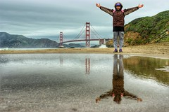 Golden Gate Bridge Views, Baker Beach, San Francisco, California. (JOSE LUIS VELO) Tags: sanfrancisco california usa goldengatebridge bakerbeach unitesstates