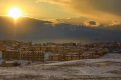 Çayırova'dan Kar Manzaraları 20