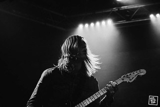 The Xcerts // Shot by Jennifer McCord