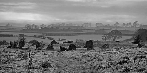 Ballynoe Stone Circle