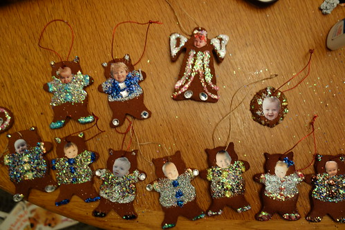 Babies of 2015 Ornaments