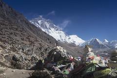 Tengboche (sebastianmtnez) Tags: trekking trek himalayas tengboche