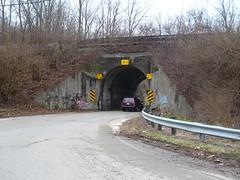 Little York Rd tunnel (Ryan busman_49) Tags: