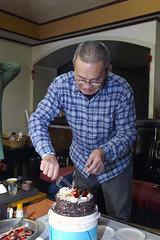 Share the cake (Alfred Life) Tags: leica 35mm f14 grandfather taiwan m taipei   summilux asph m9  6bit  m3514 leicam9 m9p leicasf58 m35mmf14 leicam9p