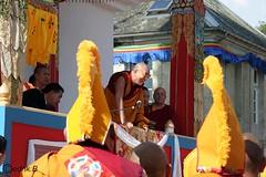 SSDL souriant Stupa Lama Gyourmé MR