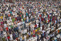 Biswa Ijtema 2016 In Bangladesh (auniket prantor) Tags: world road street people man male tourism wearing children religious community worship tour with south muslim islam faith prayer religion pray crowd belief tent wear event human cap believe gathering second editorial ritual inside dhaka friday devotee phase congregation bangladesh crowds preparation largest islamic hajj gather bangladeshi namaz travell dalight tupi jumma bishaw tongi asiaasian ijtema iztema hujur latestthird