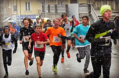 Coming (Cavabienmerci) Tags: boy sports boys sport race children schweiz switzerland kid  child suisse running run course runners fribourg pied freiburg runner corrida bulle laufen lufer lauf 2015 bulloise