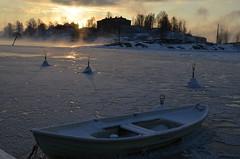 Helsinki (maurobrock) Tags: helsinki freddo gennaio finlandia ghiaccio maredelnord maurobrock