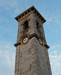 Devonport Clocktower (neuphin) Tags: blue sky hall market plymouth clocktower devon devonport