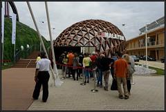 2015-05-04 Expo Milano 2015 - Malaysia Pavilion - 1 (Topaas) Tags: italy milan italia expo milano milaan malaysia itali maleisi expo2015 malaysiapavilion sonya77 expomilano2015 feedingtheplanetenergyforlife sonyslta77 sonyslta77v towardsasustainablefoodecosystem