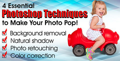 Banner of 4 important photoshop techniques (clippingpathspecialist) Tags: colorcorrection photoretouching photoshoptechniques backgroundremoval naturalshadow