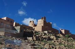 imgp5284 (Mr. Pi) Tags: city house ruin morocco derelict tinghir highatlas