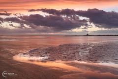 Low Tide (Vitali Czymmek) Tags: colors clouds germany tide wolken schleswigholstein ebb ebbe northsee dithmarschen bsum gezeiten