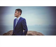 Tun Tho Wedding (- Naruto311 -) Tags: blue wedding sky man lol deep vietnam filter danang