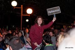 Aplausos (altro que foto) Tags: argentina circus rosario acrobatics acrobat malabarismo acrobacia jugglery altroquefoto circoalagorra circoacieloabierto