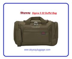 """Sigma 5 22"""" Duffel Bag (skyway luggage) Tags: travel bag luggage duffel"""