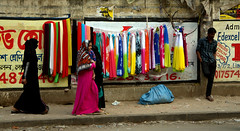 Salesman (Sajeeb__) Tags: street pink blue red black yellow outdoor streetphotography dhaka bangladesh