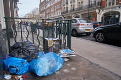 20160207-14-31-11-DSC03887 (fitzrovialitter) Tags: street england urban london westminster trash geotagged garbage fitzrovia none unitedkingdom camden soho streetphotography documentary litter bloomsbury rubbish environment mayfair westend flytipping oxfordcircus dumping cityoflondon marylebone captureone gpicsync peterfoster fitzrovialitter followthisroute