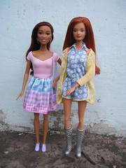 IMG_5770 (Umka K - Reki) Tags: city surf 2000 barbie mattel midge fashionistas 2015 rerooting