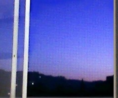 tramonto (margherita g [mostly OFF]) Tags: sunset window atardecer ventana italia tramonto sonnenuntergang fenster hills finestra bologna fenêtre colline collines coucherdusoleil colinas colli hügeln appuntidiunviaggio vecchissimocellsamsung oldoldsamsungcellphone