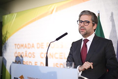 Marco António Costa na Maia