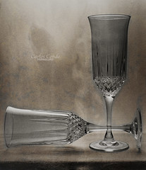 Copas (still life) (CarlosConde/Photography) Tags: stilllife sony voigtlander 14 bodegn cristal 58mm nokton copas virado selectivo ilce7m2