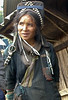 Amused. Akha lady (Laura Jacobsen) Tags: laos hilltribe akha phongsaly phongsali