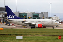 LN-RRX Boeing 737-683 SAS Scandinavian