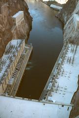 Hoover Dam outlet (birdgal5) Tags: nevada hooverdam bouldercity clarkcounty nikkormatel hooverdamoutlet