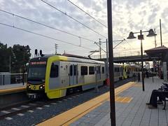 P3010 Train, Azusa-bound (Oran Viriyincy) Tags: train lacmta lrv kinkisharyo