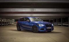 BMW M135i @night (photoschmiede_mk) Tags: night canon bmw bilstein mpower carporn canon6d m135i zperformance