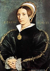 Kathryn Howard, 1540-1541  // by Hans Holbein the Younger (mike catalonian) Tags: uk portrait female germany painting halflength 1541 1540s hansholbeintheyounger