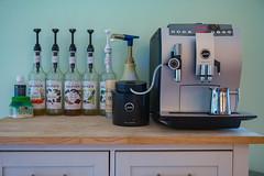 L1005346 (fred.j.reitz) Tags: leica kitchen coffee station milk machine m jura espresso latte cappuccino 35 summilux flavors 240 fle z7