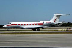 N922H Gulfstream G650  OPF (Jetstar31) Tags: gulfstream opf n922h g650