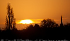 Birmingham Sunrise (STAFF.PAUL) Tags: nature sunrise canon outside early birmingham northfield nationalgeographic planetearth canon500d thisphotorocks canon55250mm