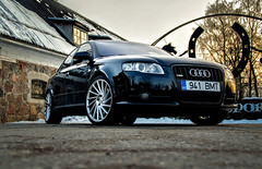 Audi A4 (anneli.djakiv) Tags: beautiful car nice outdoor a4 audi sline