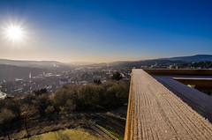 sunrise (cb.photography) Tags: morning panorama sun cold tower nature sunrise germany landscape deutschland nikon hessen view outdoor natur sunny poi turm viewpoint kalt sonnig landschaft sonne sonnenaufgang morgen observationtower landspace 2016 panoramicview aussichtsturm hessentag ldk herborn mittelhessen lahndillkreis lahndill hessentag2016 hessentagherborn dillblick